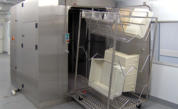 Newsmiths Cleaning Equipment & Trolley Washers in USA and Canada